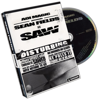 Saw (With DVD) by Sean Fields