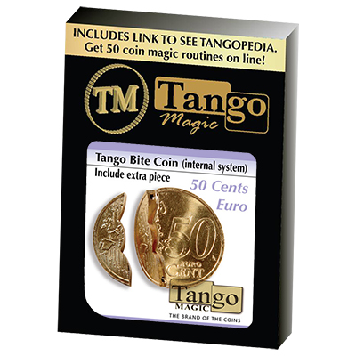 Bite Coin 50c (Internal System) by Tango