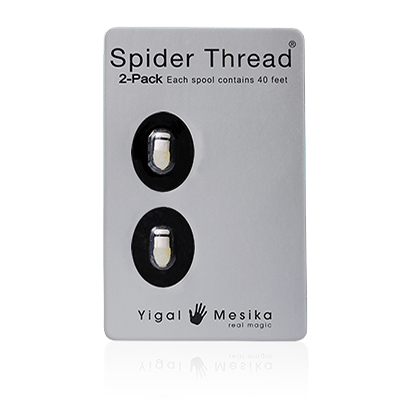Spider Thread (2 pieces) by Yigal Mesika
