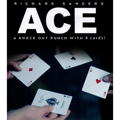 Ace (With DVD) by Richard Sanders