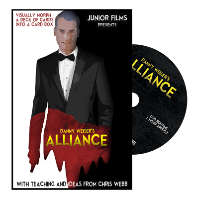 Alliance (With DVD) by Danny Weiser