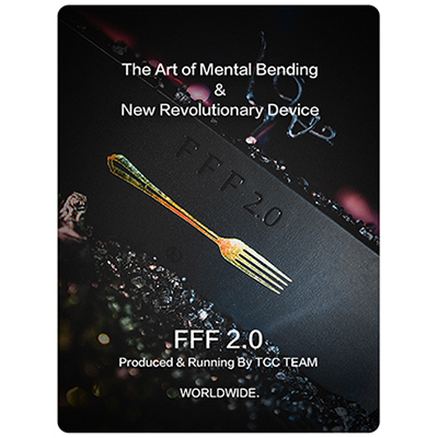 The Art Of Mental Bending - FFF 2.0 (Size 11) by TCC