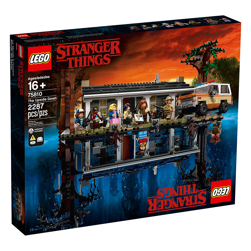 Lego Stranger Things: The Upside Down (75810) 1