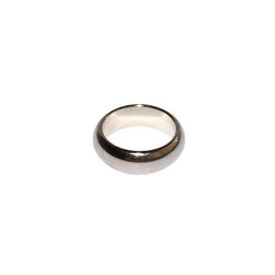 PK Magnetic Ring Silver - 18mm