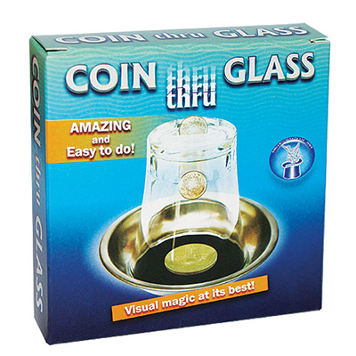 Coin Through Glass