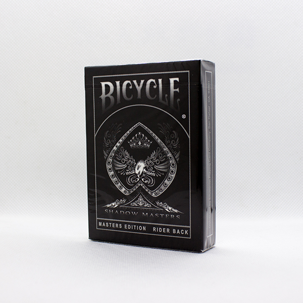 Bicycle Shadow Masters Deck by Ellusionist
