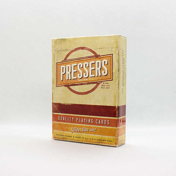 Pressers Deck by Ellusionist