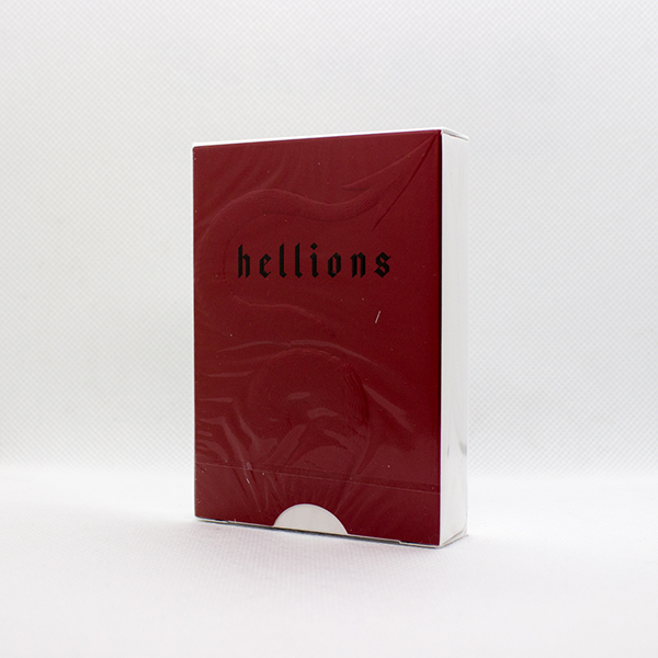 Madison Hellions Deck by Ellusionist