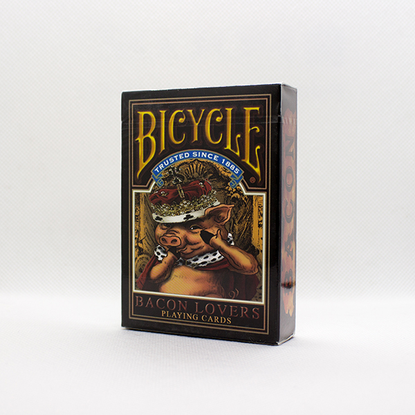 Bicycle Bacon Lovers Deck by Collectable Playing Cards