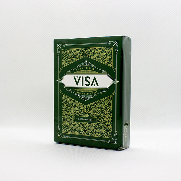VISA Green Deck by Patrick Kun and Alex Pandrea