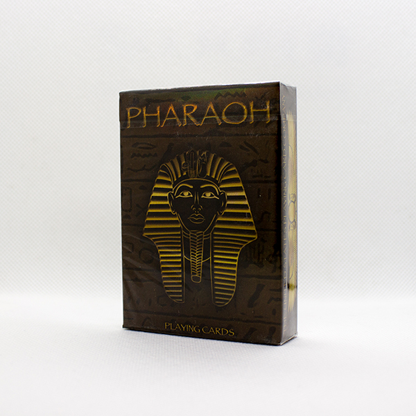 Pharaoh Deck (Limited Foil Edition) by Collectable Playing Cards