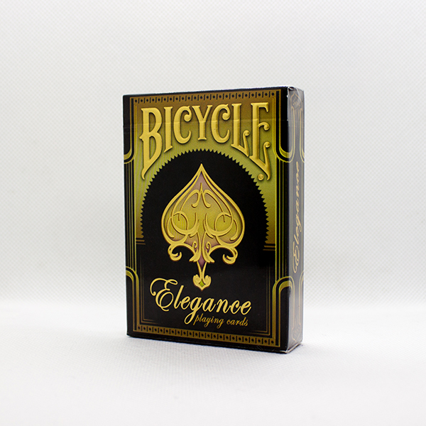 Bicycle Elegance Black Deck (Limited Edition) by Collectable Playing Cards
