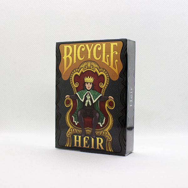 Bicycle Heir Deck by Collectable Playing Cards