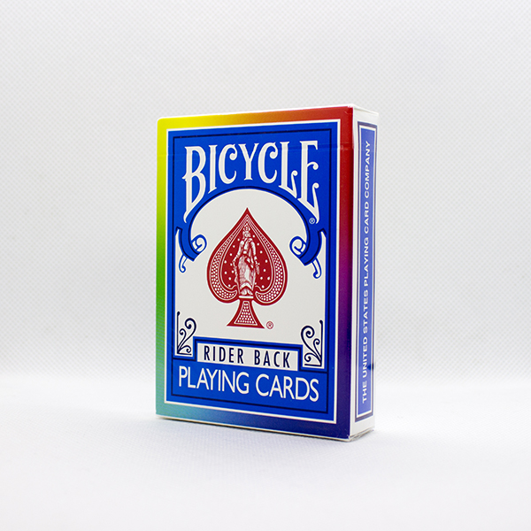 Bicycle Rainbow Deck by USPC