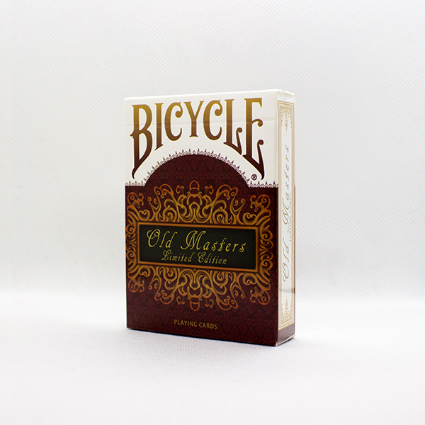 Bicycle Old Masters Deck (Limited Edition) by Collectable Playing Cards