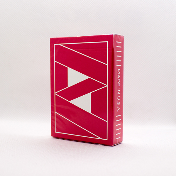 Mako Red Deck (Limited Edition) by Toomas Pintson