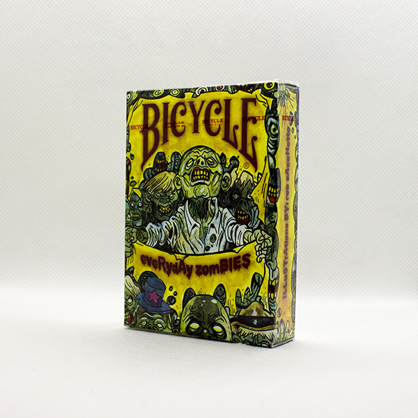 Bicycle Everyday Zombies Deck by USPC