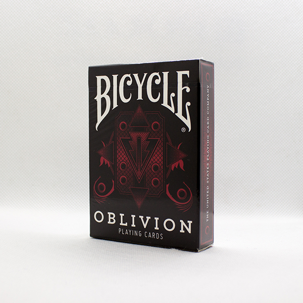 Bicycle Oblivion Red Deck by Collectable Playing Cards