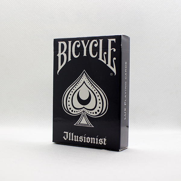 Bicycle Illusionist Dark Deck (Limited Edition) by LUX Playing Cards