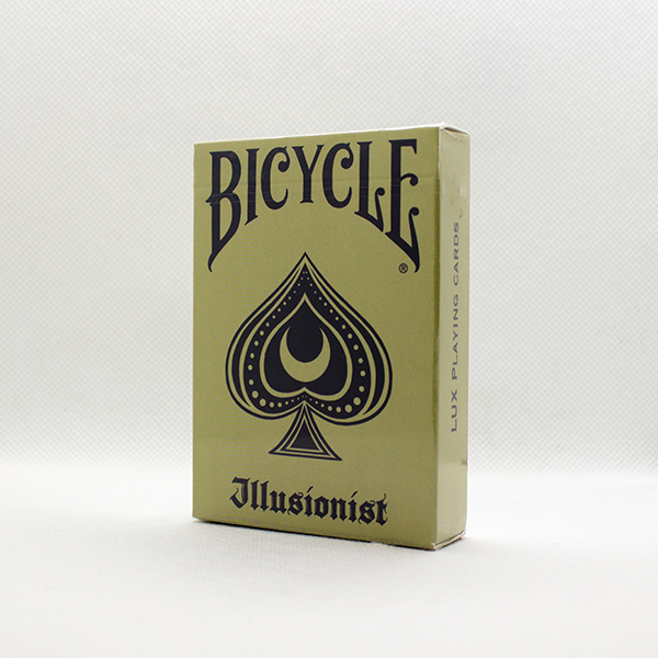 Bicycle Illusionist Light Deck (Limited Edition) by LUX Playing Cards