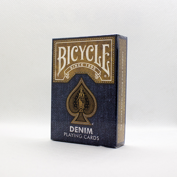 Bicycle Denim Deck by Collectable Playing Cards