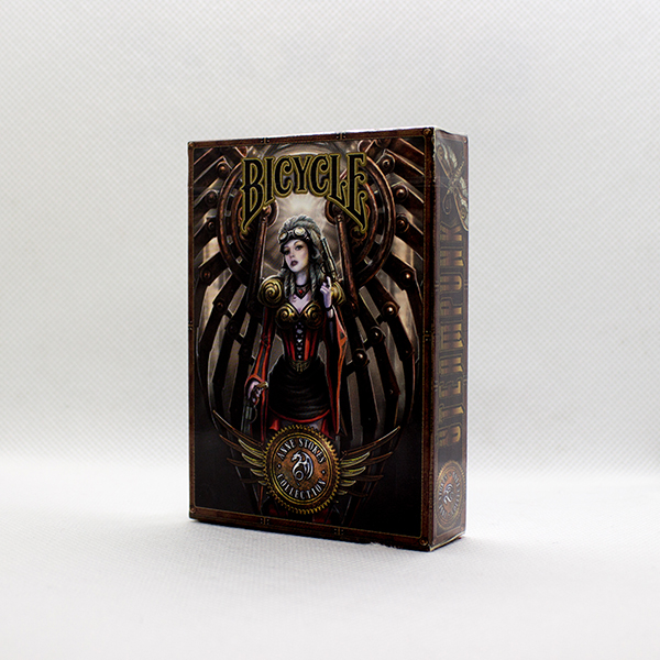 Bicycle Anne Stokes Steampunk Deck by USPC