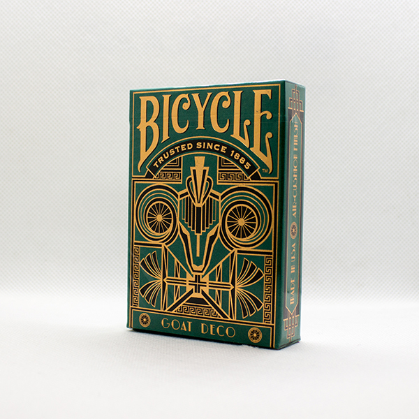 Bicycle Goat Deco Deck by USPC