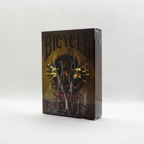 Bicycle Sewer Dwellers Deck (Limited Edition) by Collectable Playing Cards