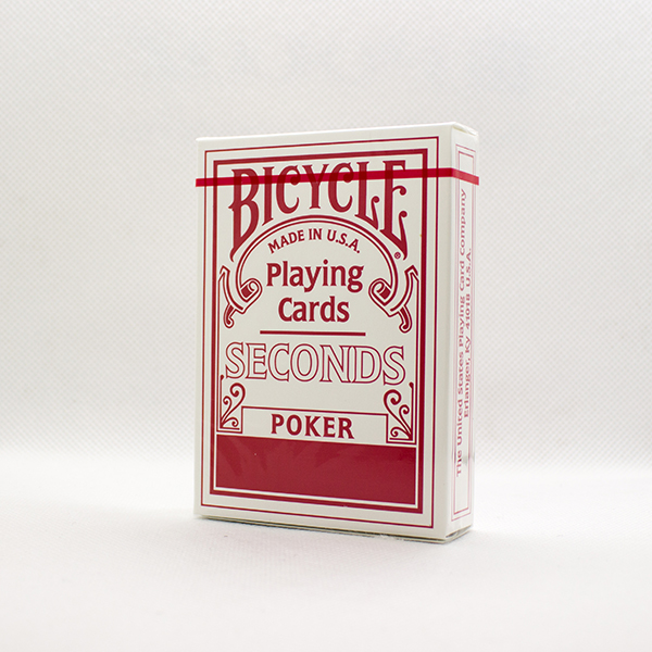 Bicycle Deck - Seconds Edition (Red)