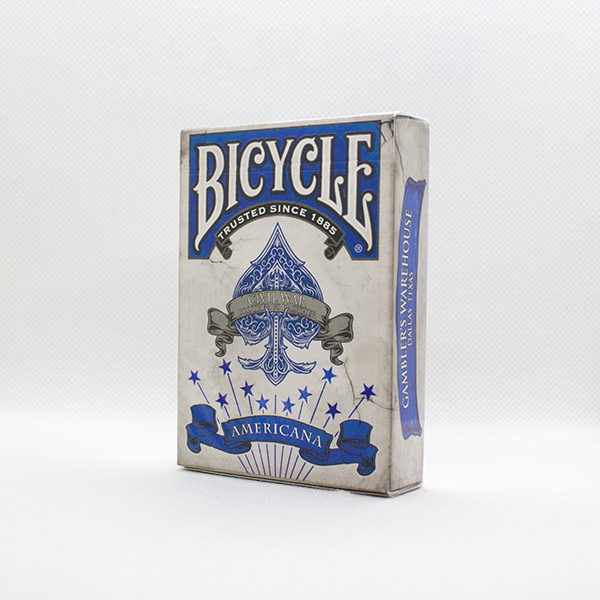Bicycle Americana Blue Deck by HOPC
