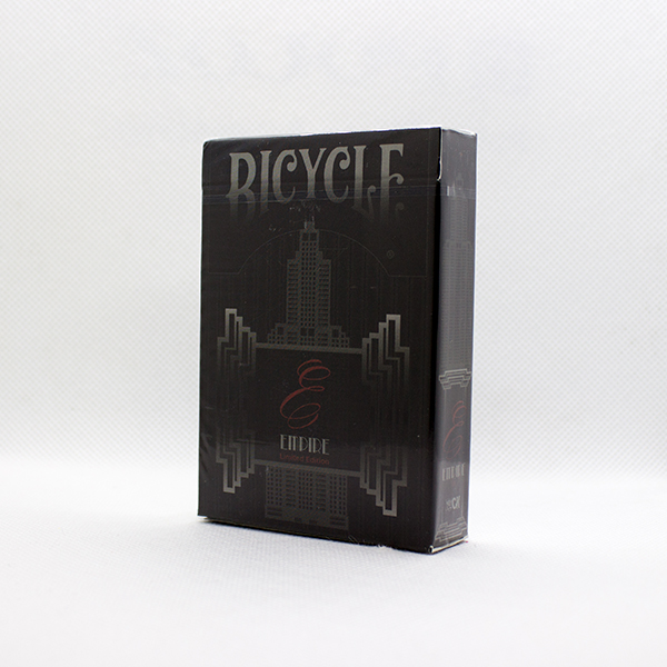 Bicycle Made Empire Deck by Crooked Kings