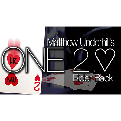 ONE (Two Of Hearts) by Matthew Underhill
