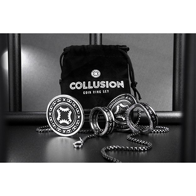 Collusion Complete Set (Medium) by Mechanic Industries