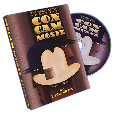 ConCam Monte (With DVD) by R.Paul Wilson