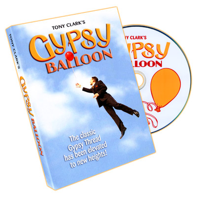Gypsy Balloon (DVD) by Tony Clark