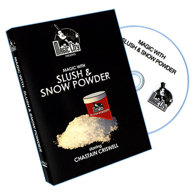 Magic With Slush And Snow Powder (DVD) by Chastain Chriswell