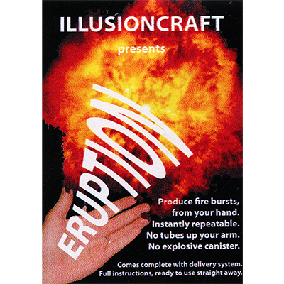 Eruption (Universal Edition) by Illusioncraft