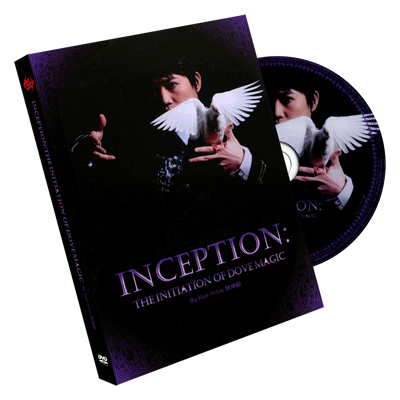 The Inception Of Dove Magic (DVD) by Kun Yi Lin
