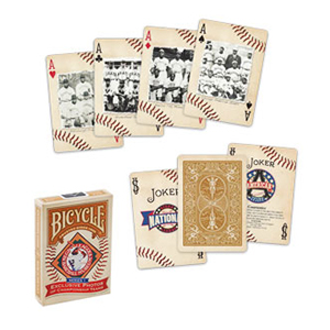 Bicycle Negro Leagues Deck by USPC