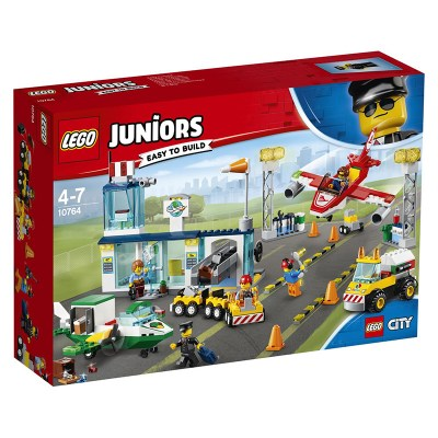 Lego Juniors: City Central Airport (10764) 1