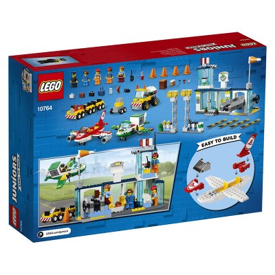 Lego Juniors: City Central Airport (10764) 2