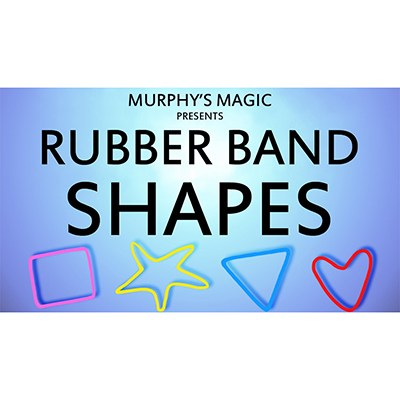 Rubber Band Shapes - Star