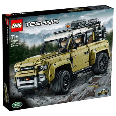 Lego Technic: Land Rover Defender (42110) 1