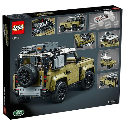 Lego Technic: Land Rover Defender (42110) 2