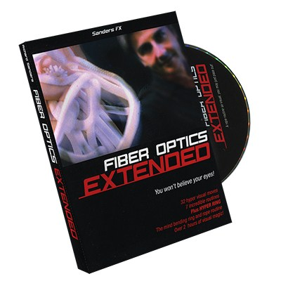 Fiber Optics Extended (DVD) by Richard Sanders