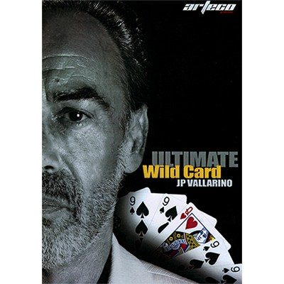 Ultimate Wild Card (With DVD) by JP Vallarino