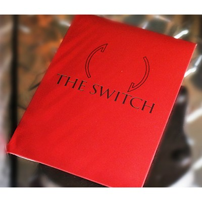 The Switch (With DVD) by Shin Lim