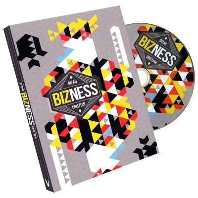 Bizness (DVD) by Cristian Bizau