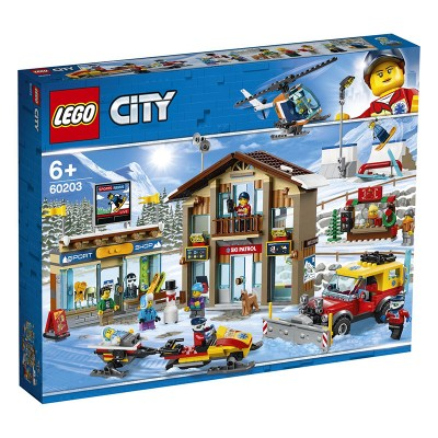 Lego City: Ski Resort (60203) 1