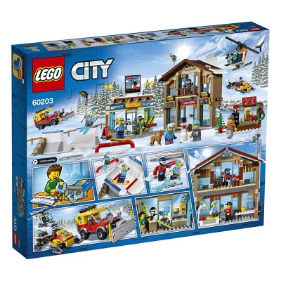Lego City: Ski Resort (60203) 2